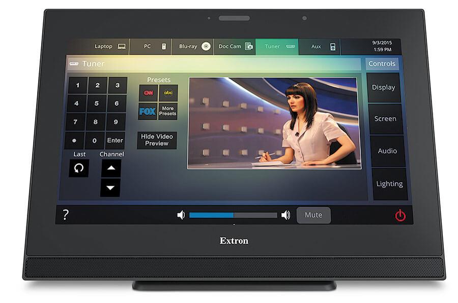 extron control system tlppro17_60134502